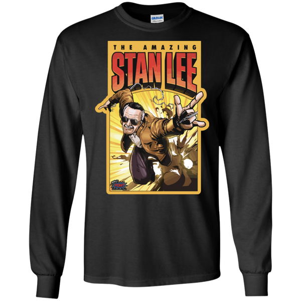 The Amazing Stan Lee Long Sleeve Shirt