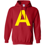 A Letter Alvin Halloween Costume Chipmunks Hoodie