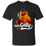 Keep It Gritty Philadelphia Hockey Mascot T-Shirt