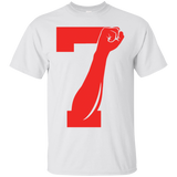 7 Fist Up Colin Kaepernick T-Shirt