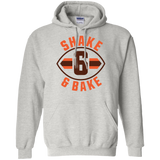 Baker Mayfield Shake and Bake Cleveland Football Hoodie