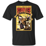 The Amazing Stan Lee Youth Kids T-Shirt