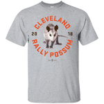 Cleveland Rally Possum T-Shirt