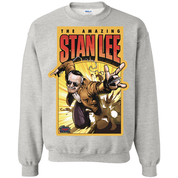 The Amazing Stan Lee Sweatshirt