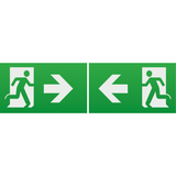 Wall or Ceiling Mounted LED Emergency Exit Sign (EMEXIT)