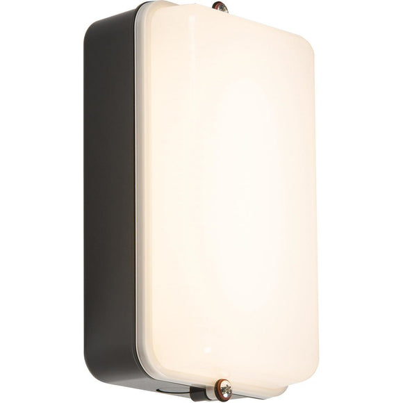 Amenity LED Bulkhead IP54 5W 4000K - Black (AMLEDB)
