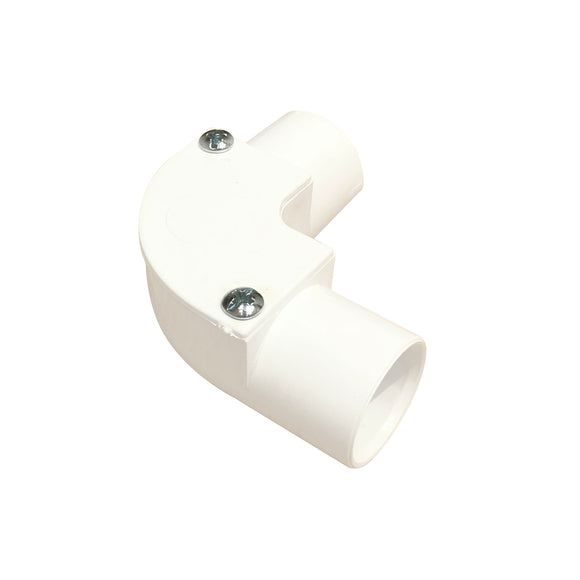 20mm PVC Inspection Bend - White (20IEW)
