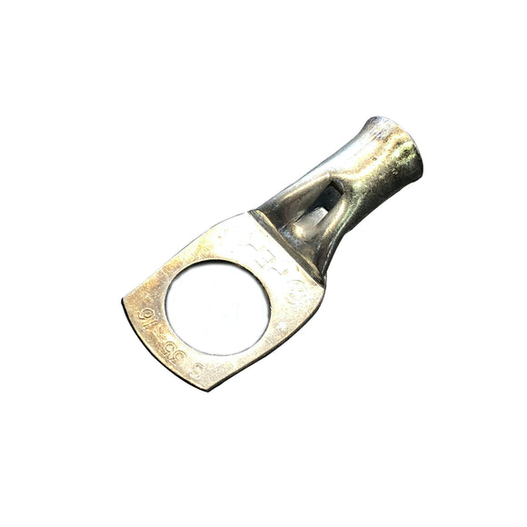 35mm² Copper Tube Lug 16mm Stud Hole (CL35-16)