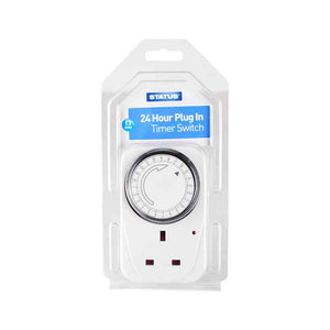 24 Hour Plug In Timer Switch