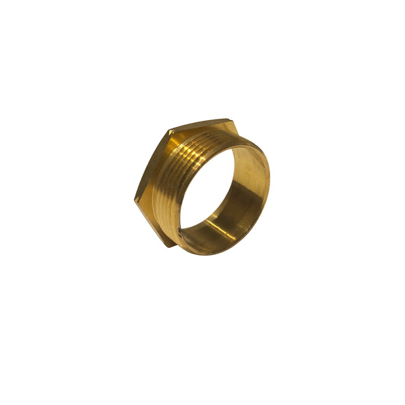 32mm Short Male Brass Bush (32MBAS)