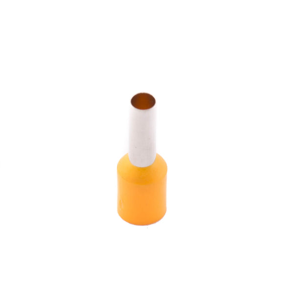 SWA 4.0mm Insulated Bootlace Ferrule (Orange) - Pack of 100 (4.0-9IBLF/T)