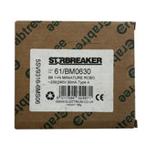 Crabtree Starbreaker Miniture Compact 6A 30mA Type B RCBO (61/BM0630)