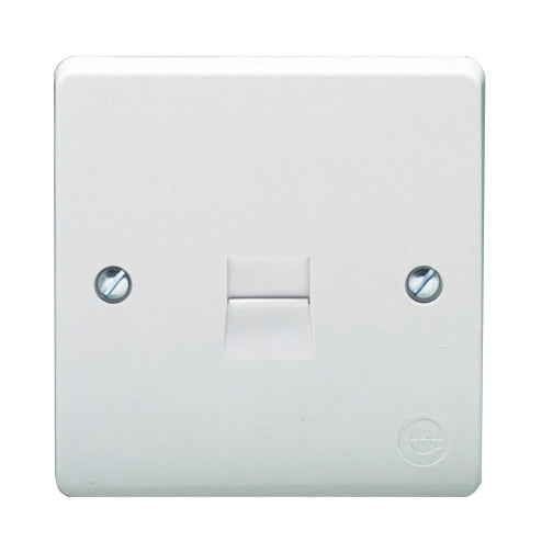 Crabtree Secondary Telephone Socket (7284) - BBEW