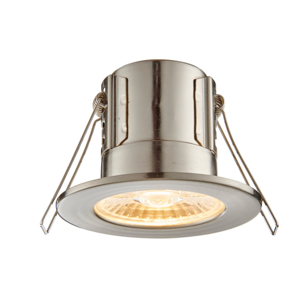 ShieldECO 800 IP65 8.5W - Satin Nickel - 3000K (74709)
