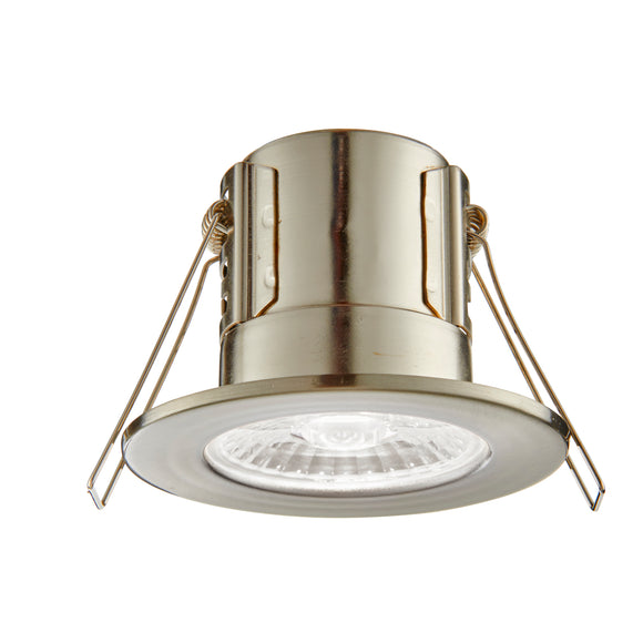 ShieldECO 800 IP65 8.5W - Satin Nickel - 4000K (74710)