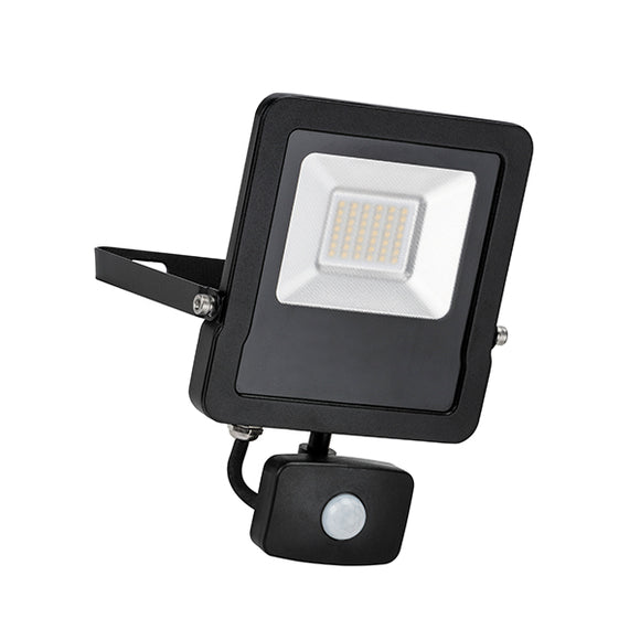 Surge 30W PIR IP44 Floodlight - 4000K (78967)