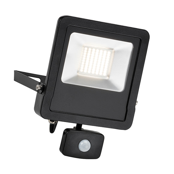 Surge 50W PIR IP44 Floodlight - 4000K (78969)