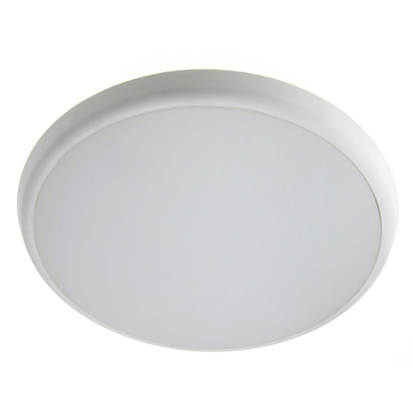 Entire LED 25W IP54 Microsensor Ceiling Light - BBEW