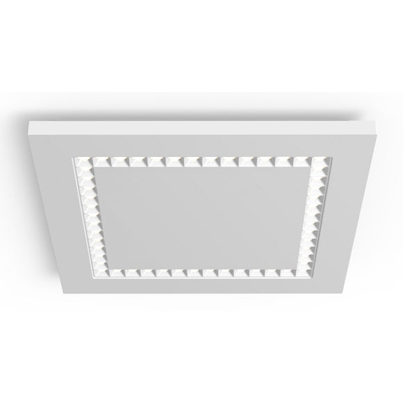 Entire Anti-glare LED Ceiling Light 25W (Square) - BBEW