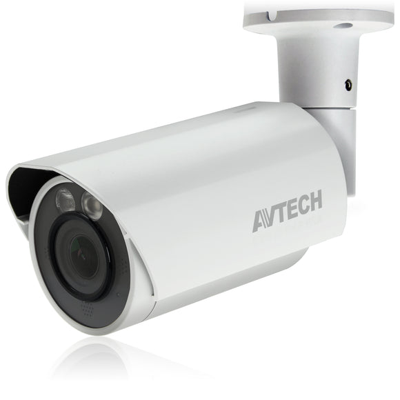 Avtech 2MP Motorised Bullet Camera (AVT553J) - BBEW