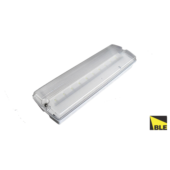 LED Emergency Bulkhead (B3L/LED/M3)