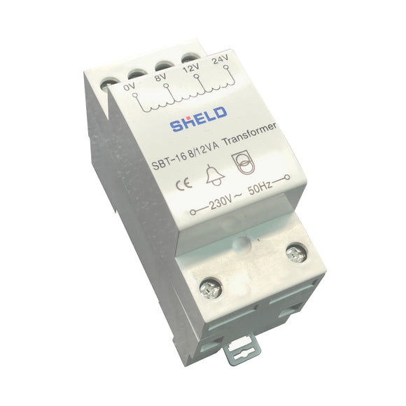 Chint Din Rail Mounted Bell Transformer 8V 12V 24V (SBT-16)