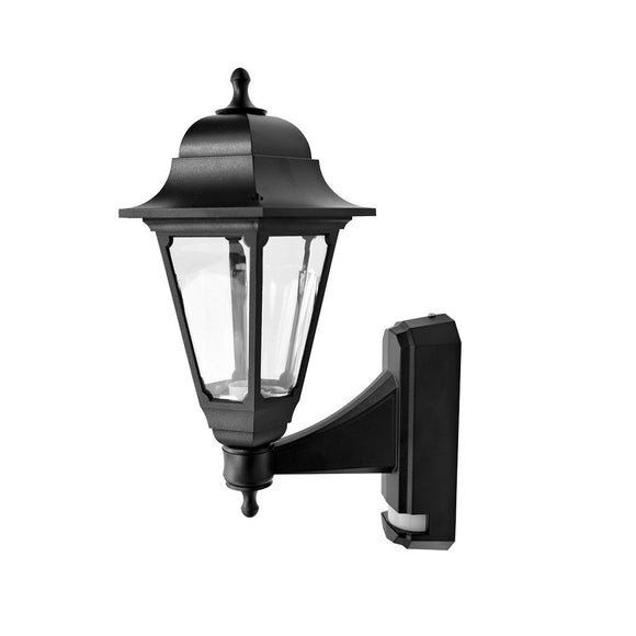 ASD Coach Lantern Black with PIR (CL/BK100P) - BBEW