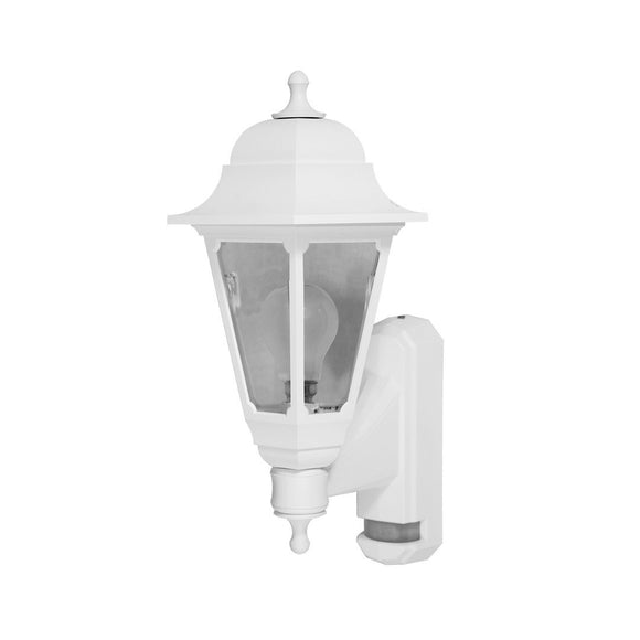 ASD Coach Lantern White with PIR (CL/WK100P) - BBEW