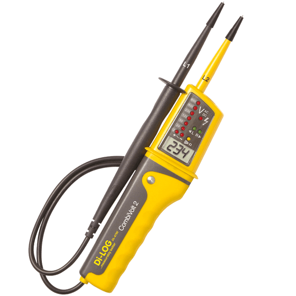 Di-Log CombiVolt™ 2 Voltage/Continuity Tester (DL6790)