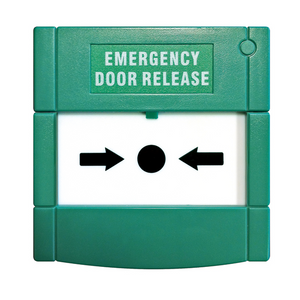 ESP Emergency Break Glass - Green (EV-EBG)