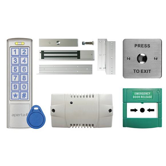 ESP Aperta Proximity and Keypad Door Entry Kit (EZTAG3PRO)
