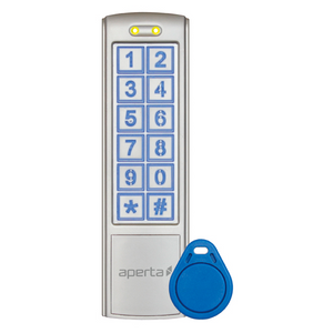 ESP Proximity and Keypad Door Entry (EZTAG3)
