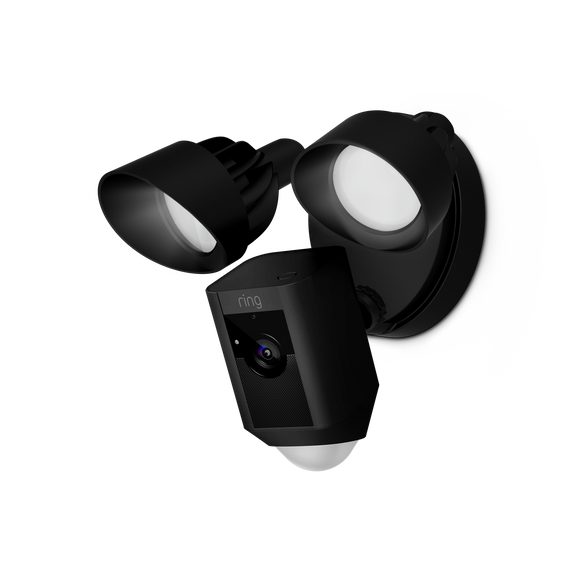 Ring Floodlight Cam (EU) - Black