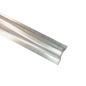 "Galvanised Steel Capping 13mm / ½"" x 2m (GS1)"