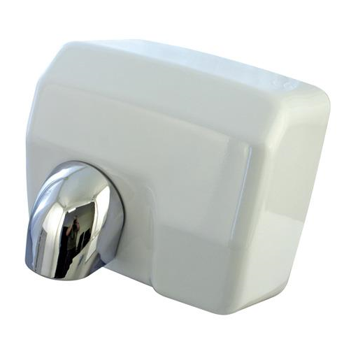 Heavy Duty 2.5kW Automatic Hand Dryer - White (HDM25AWHI)