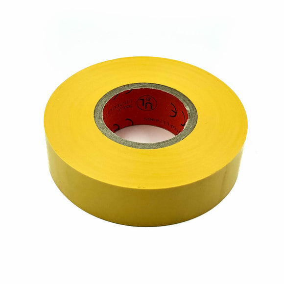 PVC Insulation Tape (33 Meters) - Yellow