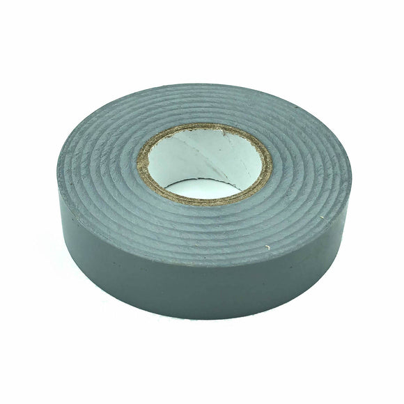 PVC Insulation Tape (33 Meters) - Grey