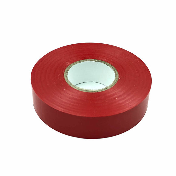 PVC Insulation Tape (33 Meters) - Red
