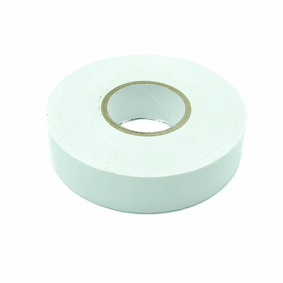 PVC Insulation Tape (33 Meters) - White