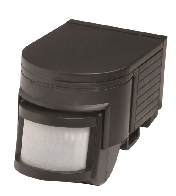 Robus Proton 180° IP44 External PIR - Black (LEDR180-04)