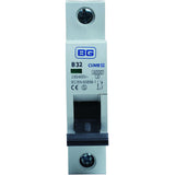 BG 32A B Type Single Pole MCB (CUMB32)