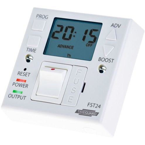 Timeguard 24 Hour Fused Spur Timeswitch (FST24) - BBEW