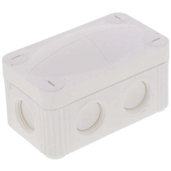 Wiska COMBI® 206 WH Junction Box