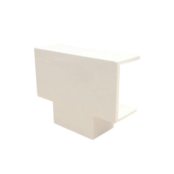 Mini Trunking 16mm x 25mm Flat Tee (MT2FT)