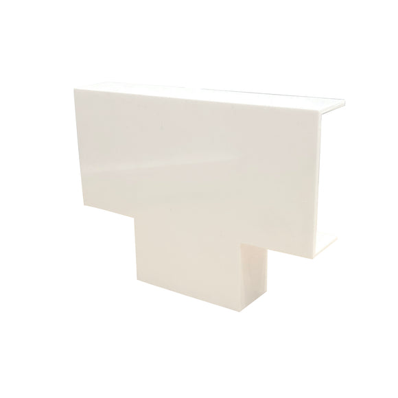 Mini Trunking 16mm x 38mm Flat Tee (MT3FT)