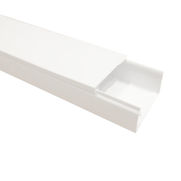 Self Adhesive Mini Trunking 25mm x 38mm x 3m (MT4)
