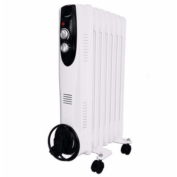 Eterna 1.5kW Oil Filled Heater - BBEW