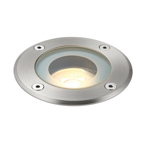 Saxby Pilar Round Ground Light