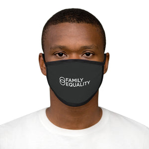 Family Equality: Mixed-Fabric Face Mask