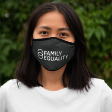 Load image into Gallery viewer, Family Equality: Fitted Polyester Face Mask